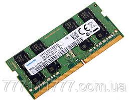 Оперативная память Samsung SoDDR4 8Gb 2666 Mz (M471A1K43DB1-CTD) Гарантия!