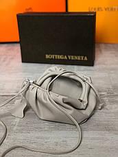 Маленькая кожаная женская сумка, фото 3