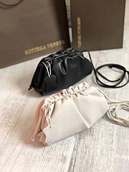 Маленькая кожаная женская сумка