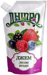 Джем Лісова ягода Dnipro ДойПак 250г