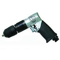 Пневмодрель с быстрым зажимным патроном 400 об/мин