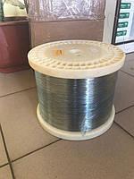 Проволока нержавеющая жёсткая для поводков, чебурашек, грузил 0.2-0.6мм