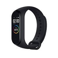 Фитнес-браслет Smart Bracelet M4 Black | Аналог Xiaomi Mi Band 4