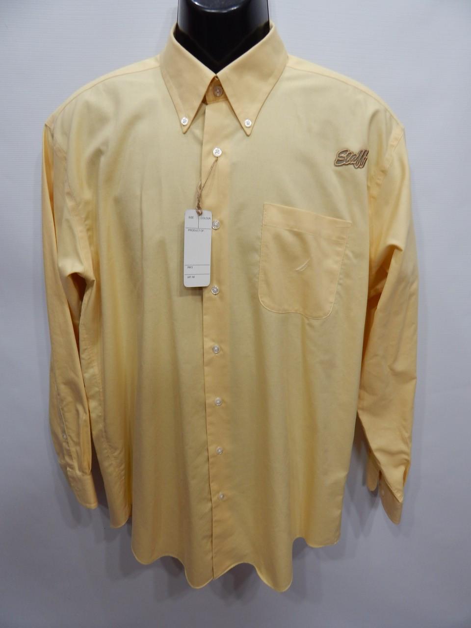 Мужская рубашка с длинным рукавом Nautica 041ДР р.52