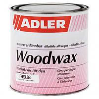 Воск для дерева Woodwax, Adler бесцветный 1 л