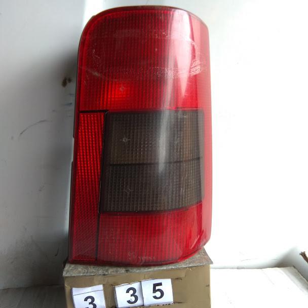 №335 Б/у фонарь задний для Peugeot Partner 1996-2008 6350EC