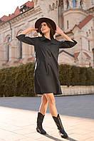 """Стильне плаття міні """"Коттон"""" Dress Code, фото 1"""