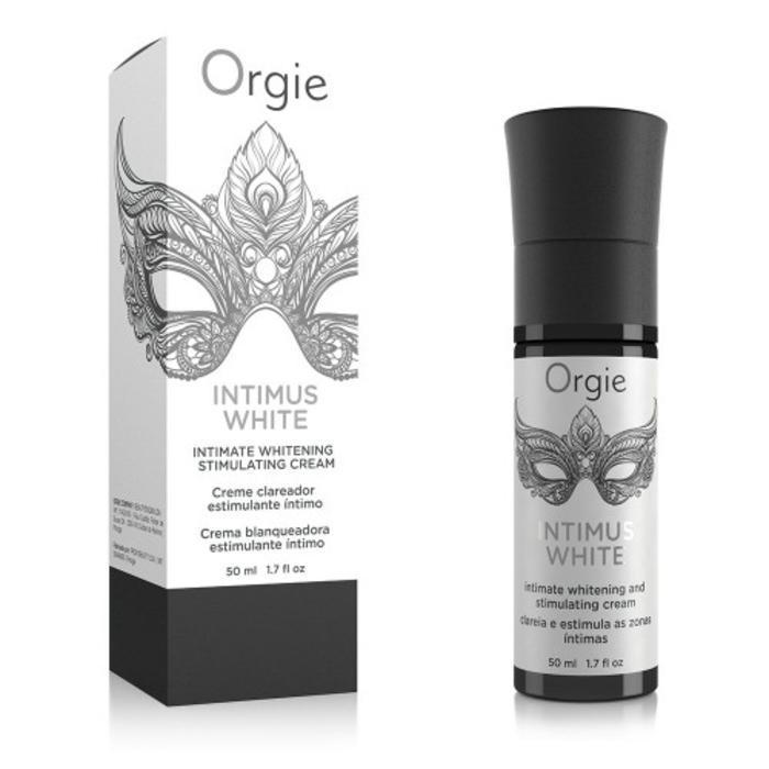 Возбуждающий гель для женщин с эффектом осветления кожи Orgie, 50 мл