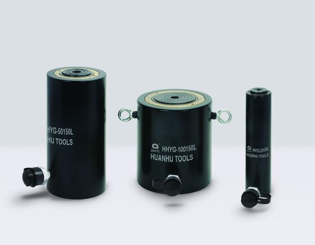 Алюминиевый домкрат цилиндр