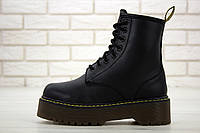 Зимові жіночі черевики Dr Martens Jadon, Репліка, фото 1