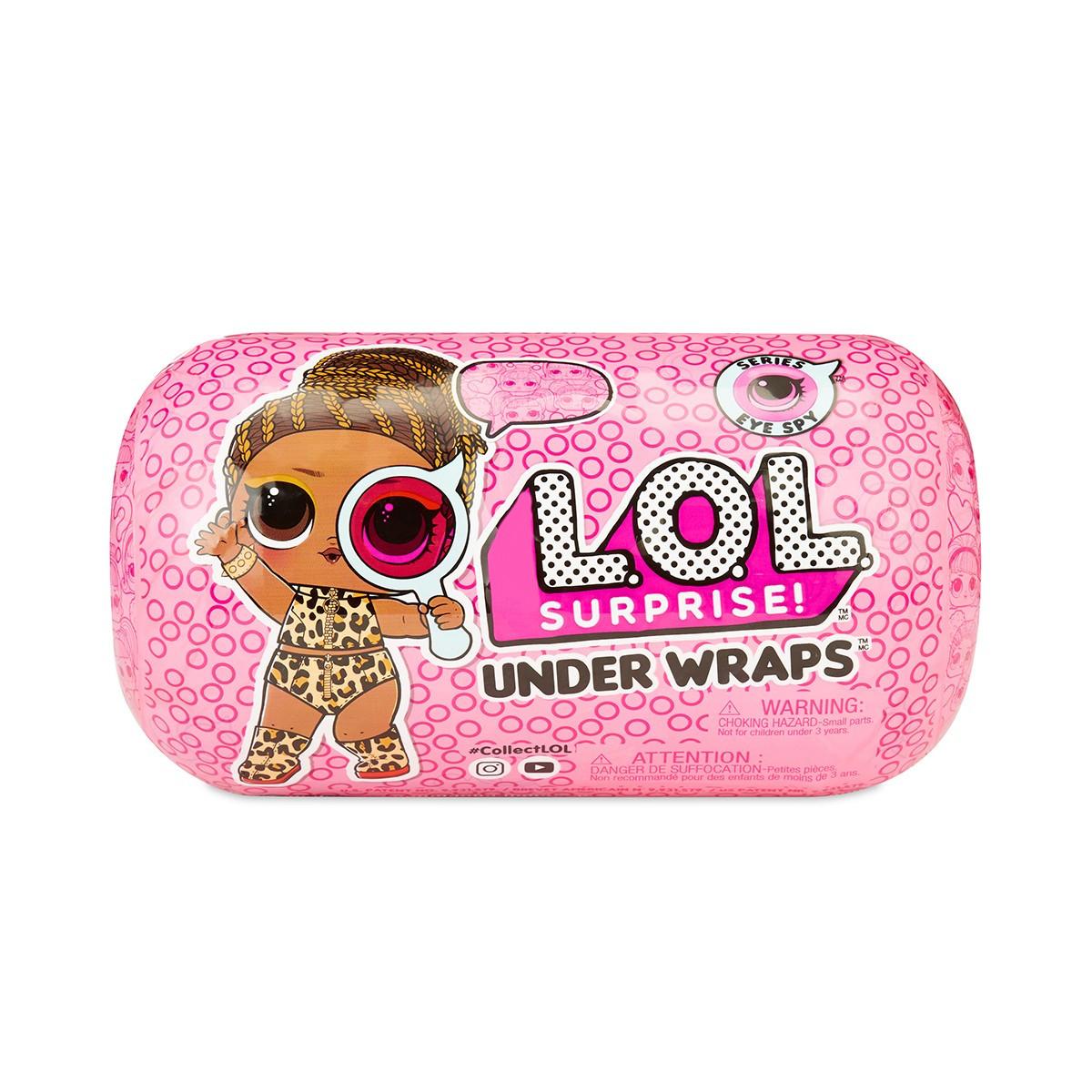 Ігровий набір з Лялько L.O.L. S4 - секретний меседж