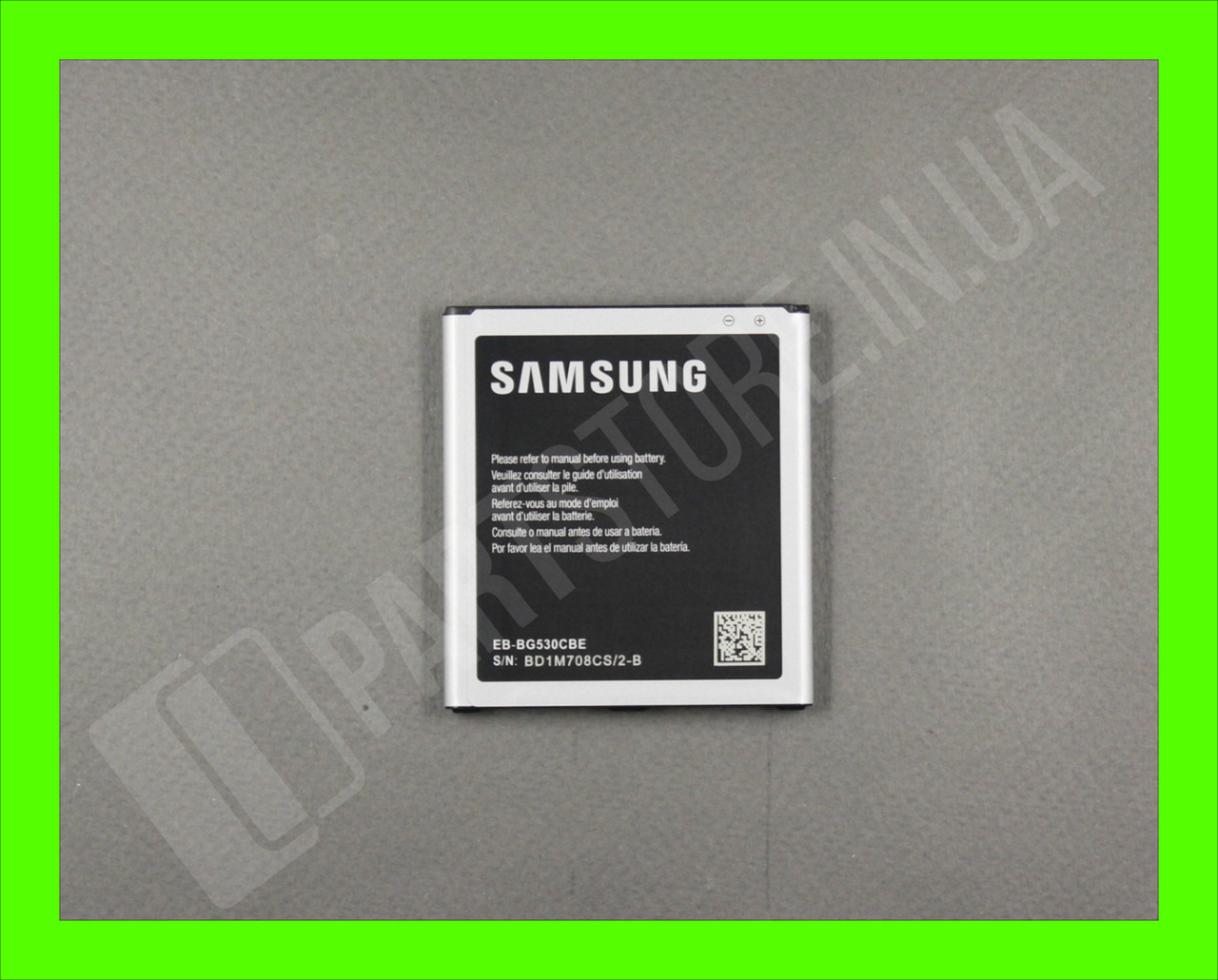Аккумулятор Samsung j250 j2 2018 (EB-BG530CBE) GH43-04372A сервисный оригинал