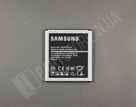 Аккумулятор Samsung j250 j2 2018 (EB-BG530CBE) GH43-04372A сервисный оригинал, фото 2