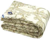 "Одеяло особо  теплое  Руно™ ""Luxury"" 172х205см в Тике / Шерсть, фото 1"