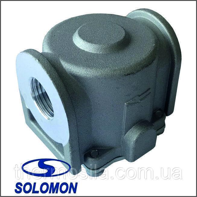 Фильтр газовый алюминиевый 1/2 NV-6111 Solomon