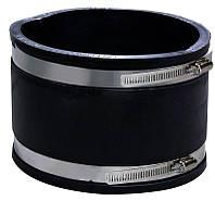 Резиновый фитинг для вентиляции 125 мм