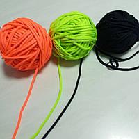 Шнурок курточный круглый, диаметр 0,5 см