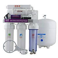 5-ти стадийная система очистки воды GRANDO5+ с насосом