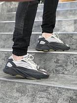 Мужские кроссовки в стиле Adidas Yeezy Boost 700 V2 (40, 41, 42, 43, 44, 45 размеры), фото 2