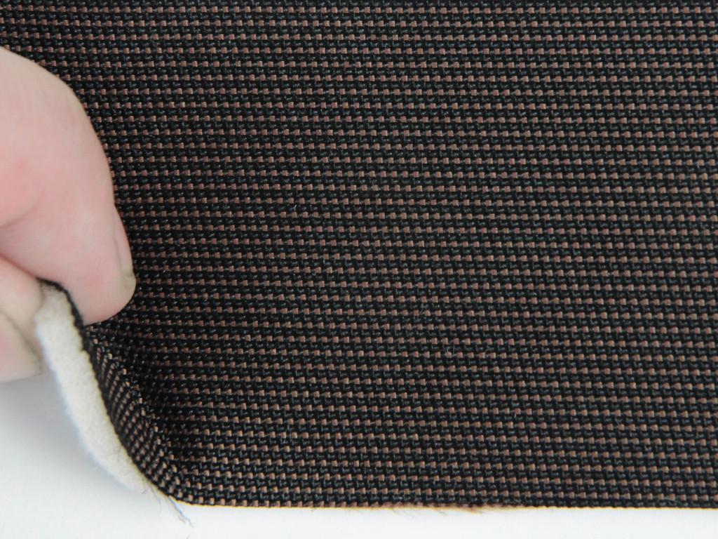 Ткань для сидений автомобиля, два цвета, на поролоне (для центральной части), Германия
