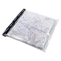 Гермопакет Trekmates Map Case прозорий