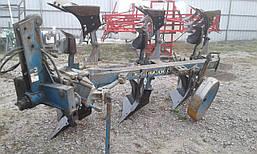 Плуг оборотный навесной 3-х корпусный RabeWerk, фото 3
