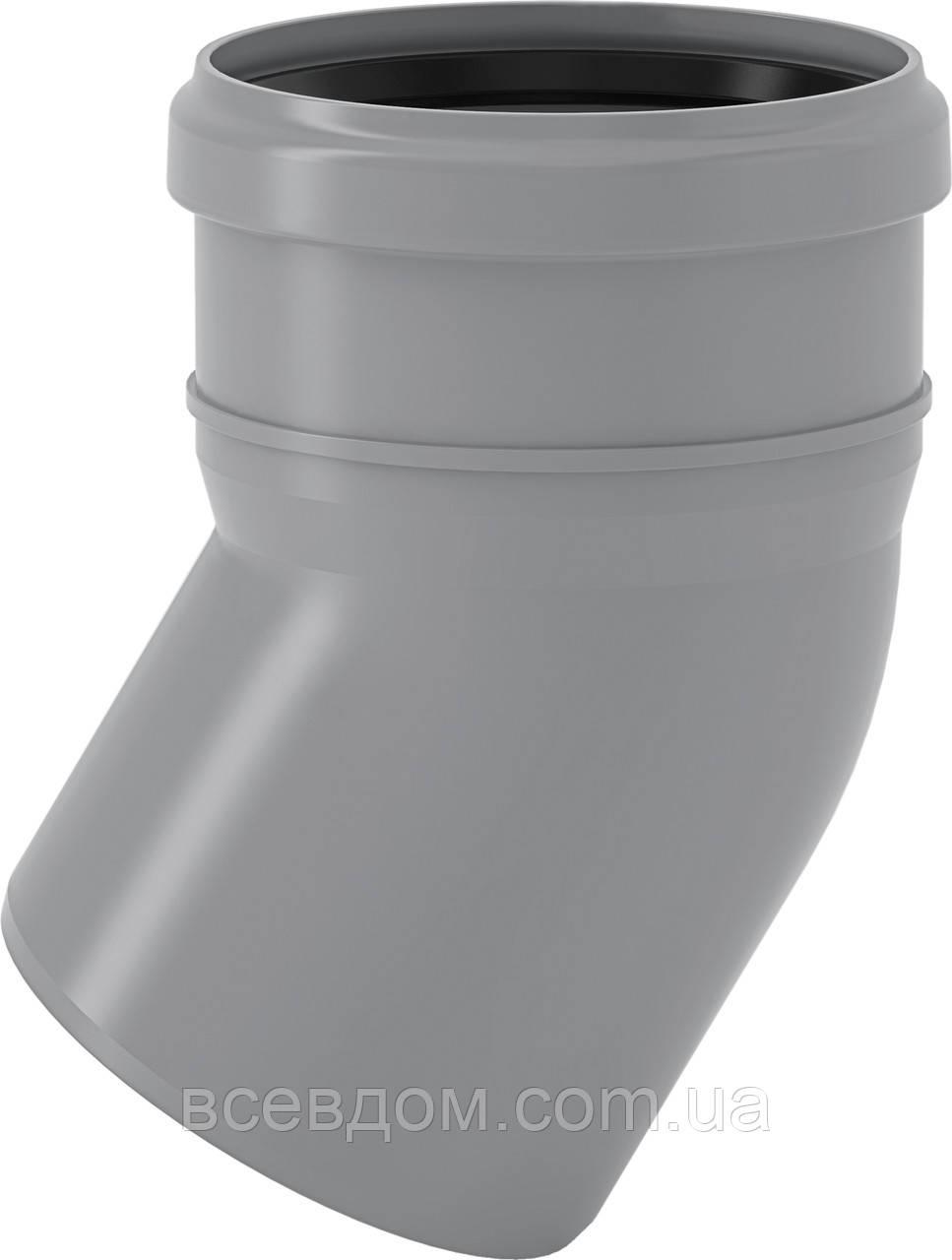 HTB Колено Valsir внутренней канализации 50х30°
