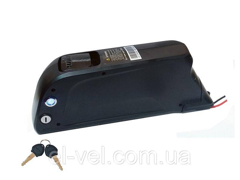 Аккумуляторная батарея RE 48В 10,4Ач USB (LG) литий (ATLAS)