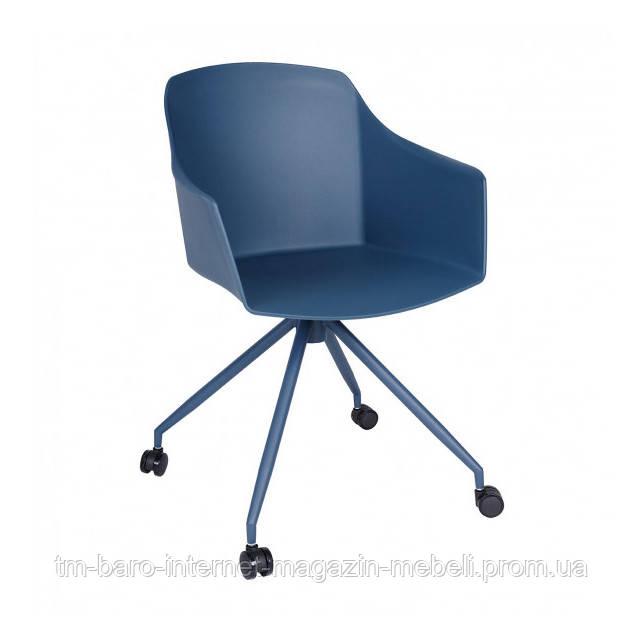 Стул Magnolia Roll (Магнолия Рол) синий, Nicolas
