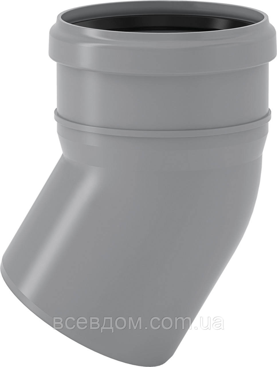 HTB Колено Valsir внутренней канализации 110х30°