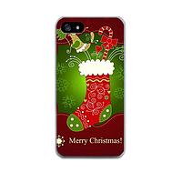 Чехол RiONE Apple iPhone 7/8 Рождественский носок 2019
