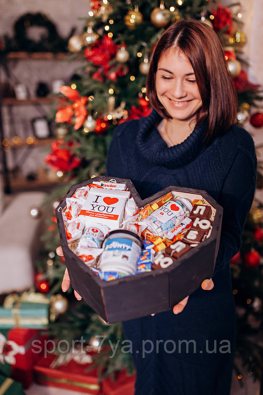 Купить Подарок для любимой девушке, жене «Необъятная любовь»