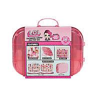 Ігровий набір L.O.L. SURPRISE! - ПОКАЗ МОД (ніжно-рожевий), фото 1