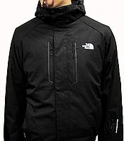 Куртка мужская зимняя The North Face,черный