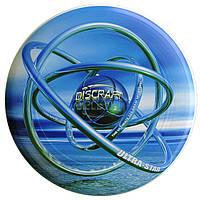 Фрисби Ultimate Discraft Supercolor Blue orb