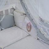 Детский постельный комплект Маленькая Соня Mon Cheri 6 и 7 элементов, фото 8