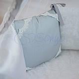 Детский постельный комплект Маленькая Соня Mon Cheri 6 и 7 элементов, фото 10