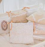 Детский постельный комплект Маленькая Соня Mon Cheri 6 и 7 элементов, фото 9