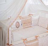 Детский постельный комплект Маленькая Соня Mon Cheri 6 и 7 элементов, фото 5
