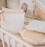 Детский постельный комплект Маленькая Соня Mon Cheri 6 и 7 элементов, фото 3