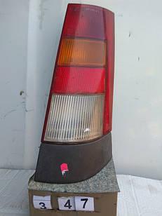 №347 Б/у фонарь задний правий для Renault 5 1972-1985