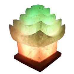 Соляний світильник Китайський будиночок 6-7 кг