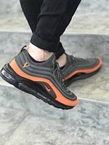 Мужские кроссовки в стиле Nike Air Max 97, фото 2