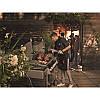 Газовый гриль с чугунной решеткой на 6 горелок в черном цвете Weber Genesis II E-610 63010175, фото 6