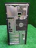 Графическая станция \ Сервер Fujitsu, 4(8) ядра intel X3470 3.6 Ггц, 12 ГБ ОЗУ, 500 GB HDD, Quadro 2000 GDDR5, фото 6