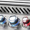 Встраиваемый газовый гриль для барбекю с пятью горелками Prestige PRO-500 Napoleon BIPRO500RBPSS-1-CE, фото 5