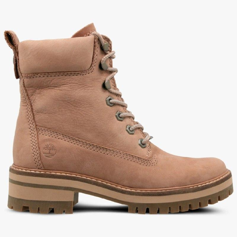 Оригинальные ботинки TIMBERLAND COURMAYEUR VALLEY YBOOT  CA1RQM