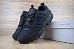 Чоловічі зимові чоботи з хутром Merrell Vibram (чорні), фото 8