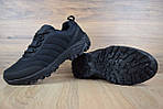Чоловічі зимові чоботи з хутром Merrell Vibram (чорні), фото 6