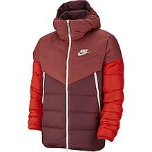 Куртка зимняя мужская Nike Sportswear Down Fill Windrunner Jacket Красный 928833-661